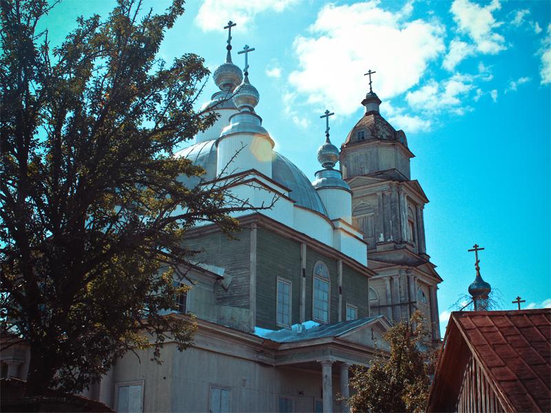 Предстоит еще немало сделать, чтобы сохранить Рождественско-Никольскую церковь для потомков