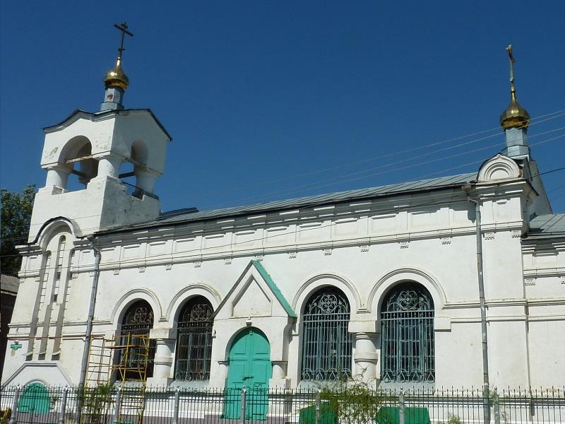 Покровский собор РПсЦ в г. Ростове-на-Дону