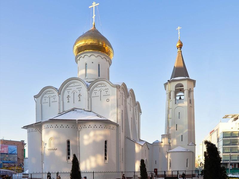 НКО старообрядческий духовно-просветительский центр «Криница», базируется в Никольском храме РПсЦ, что у Белорусского вокзала