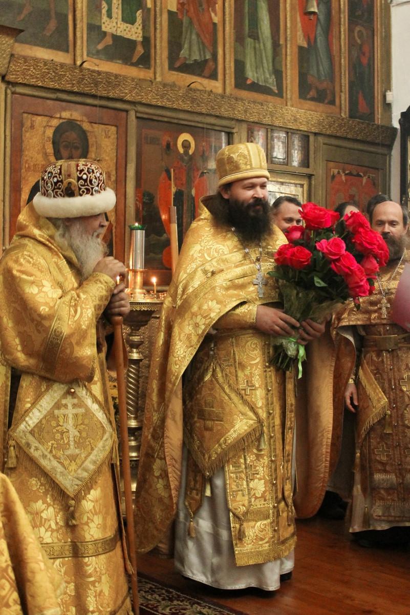 Новый настоятель Покровского кафедрального собора РПСЦ