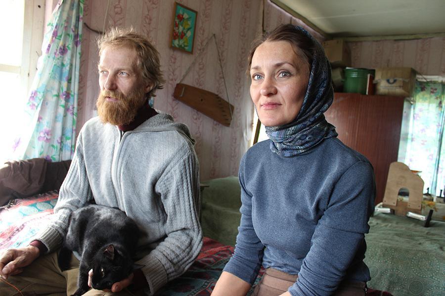 Семья сыктывкарских актеров возрождает некогда старообрядческую деревню вРеспублике Коми