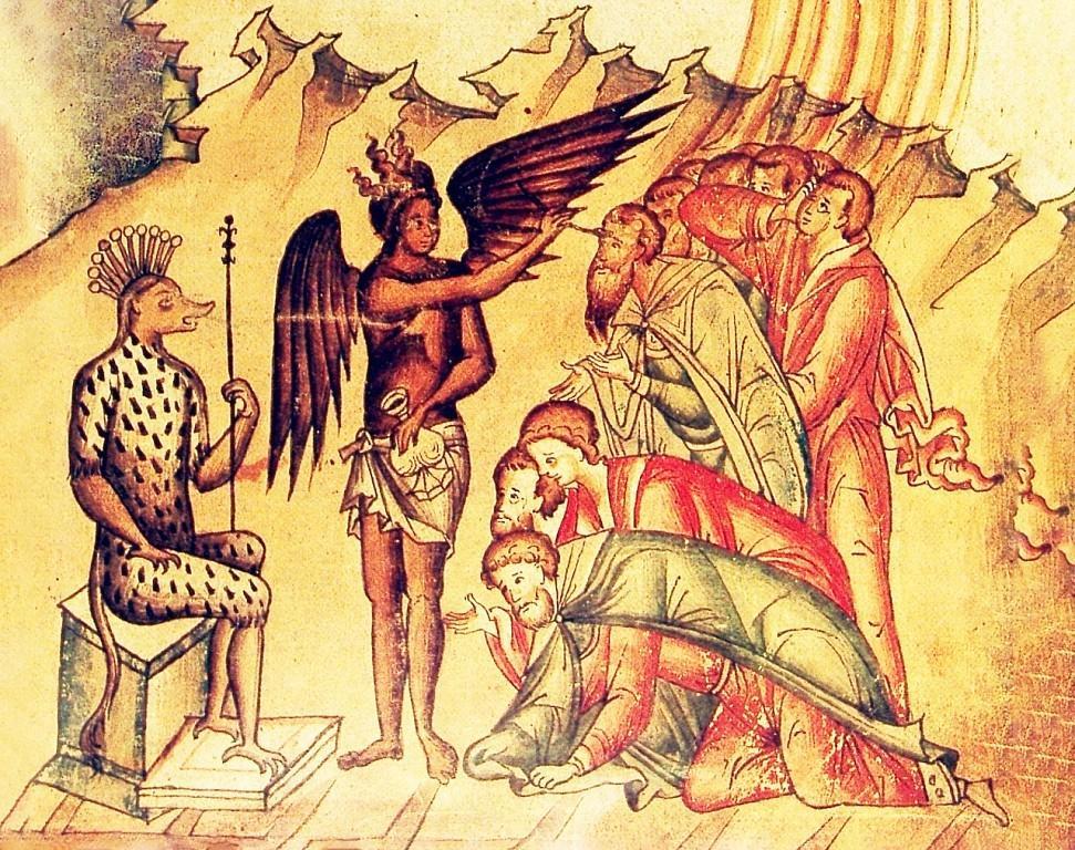 Лекции об антихристе в доме А. Ф. Лосева