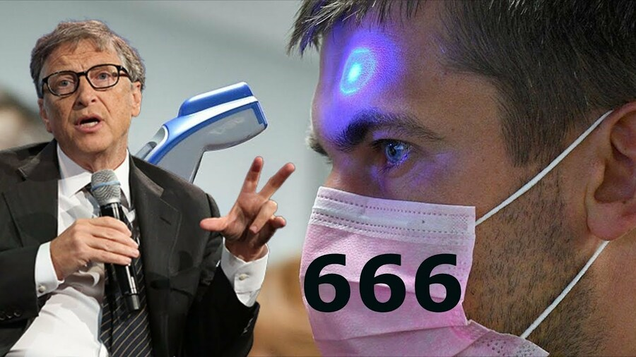 Являетсяли прививка печатью антихриста?