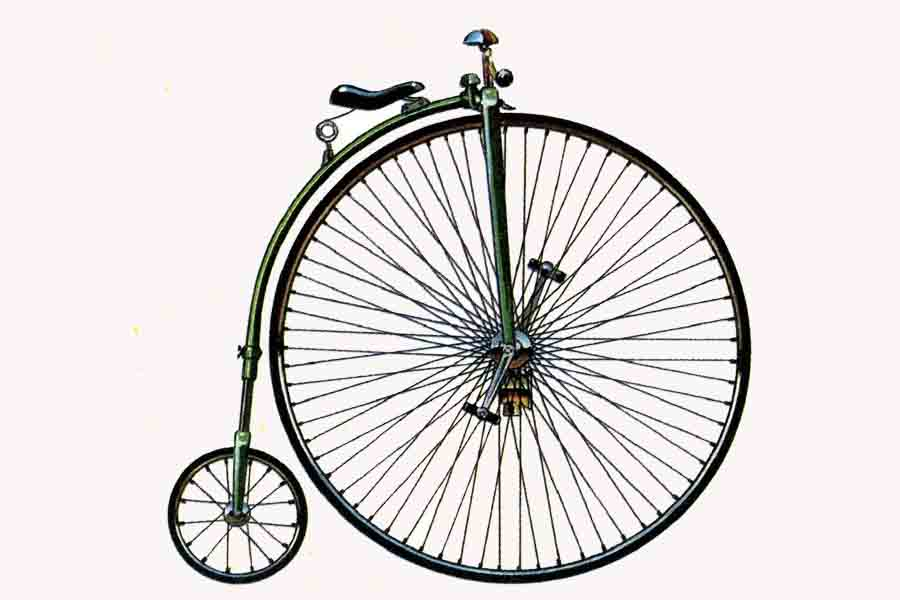 Велосипед Артамонова: история и современность
