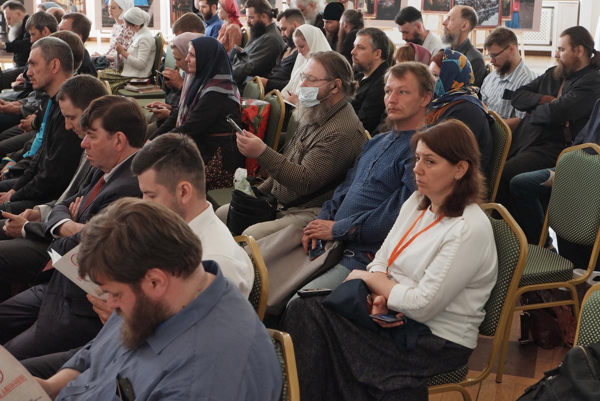 Межстарообрядческий форум прошел вусеченном формате