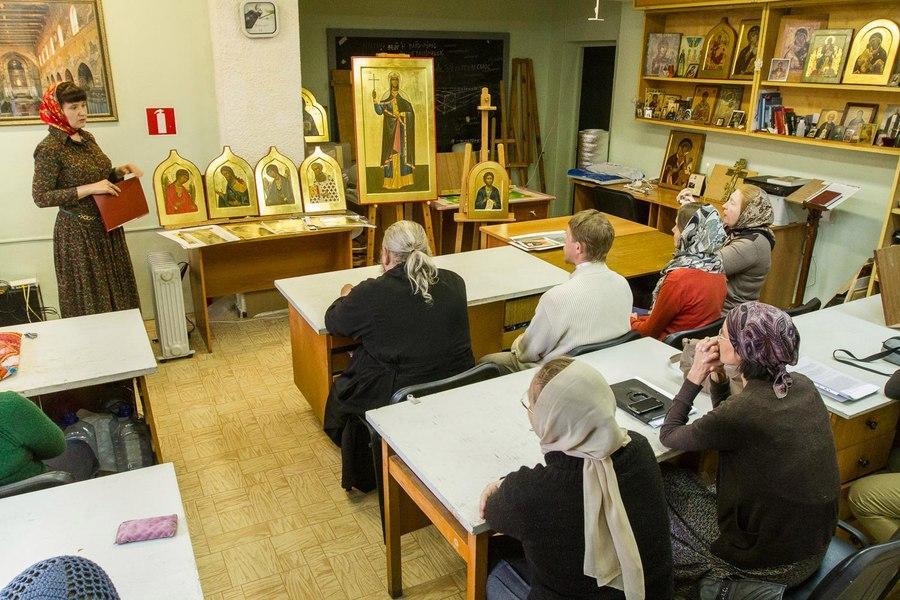 О.Виталий Шумилов: «Будущее русской иконописи мне видится светлым»