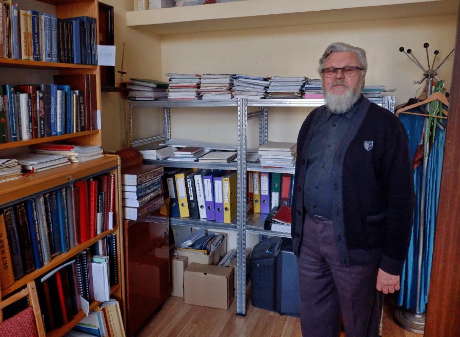История и современность Гребенщиковского духовного училища