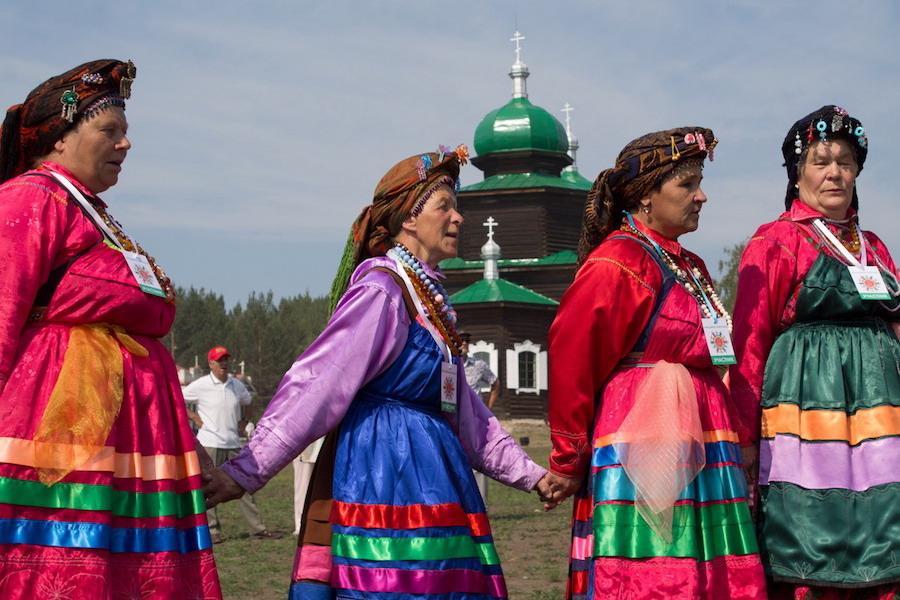 Всемирный форум старообрядцев в Бурятии