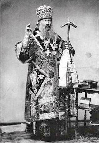 100 лет содня кончины митрополита Макария Белокриницкого