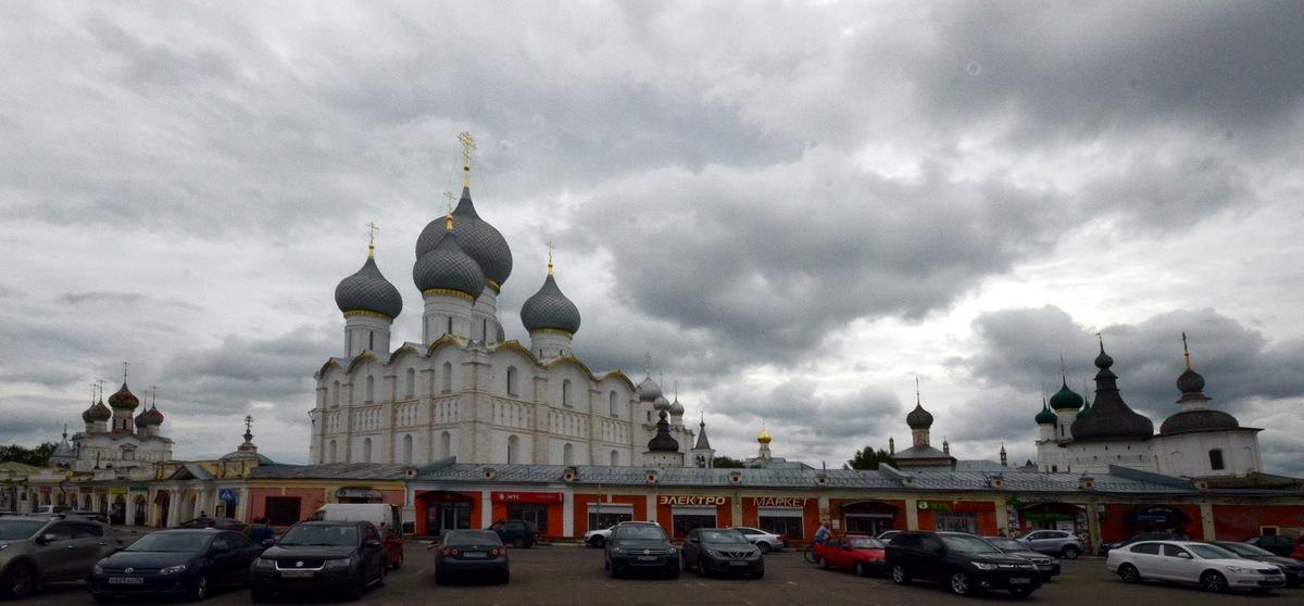 Ростов старообрядческий. Первая часть