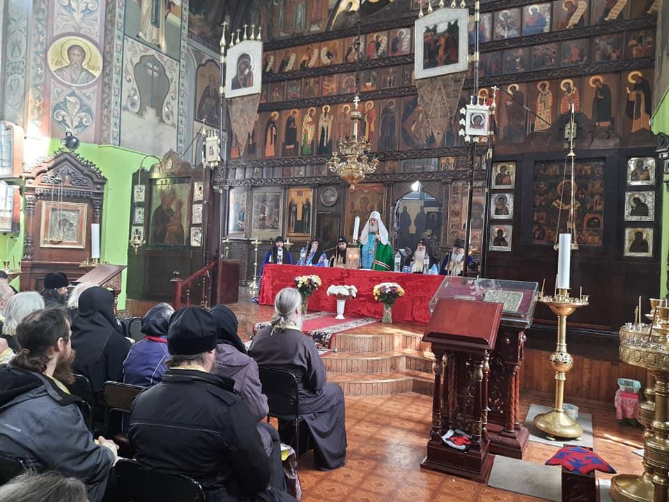 Освященный Собор Русской Древлеправославной Церкви