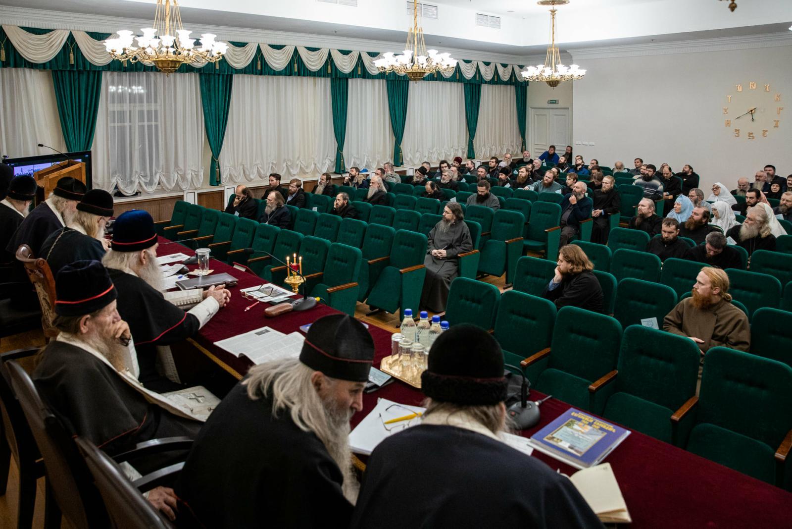 Итоги собора РПСЦ