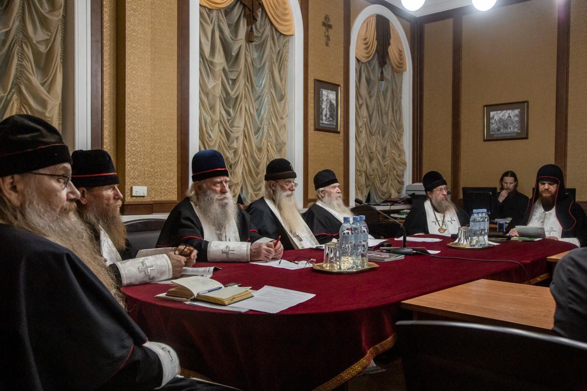 Постановления Совета Митрополии Русской Православной Старообрядческой Церкви
