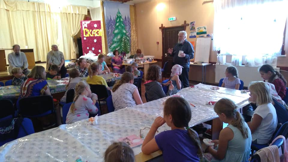 О христианских лагерях в Поморской Церкви