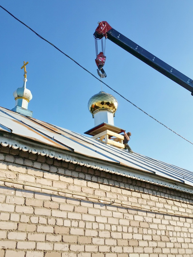 «Путать элементы храмовой архитектуры нельзя»: уральский старовер освоил производство маковок икуполов для храмов