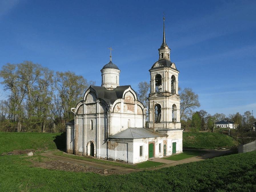 Блаженный Исидор Ростовский