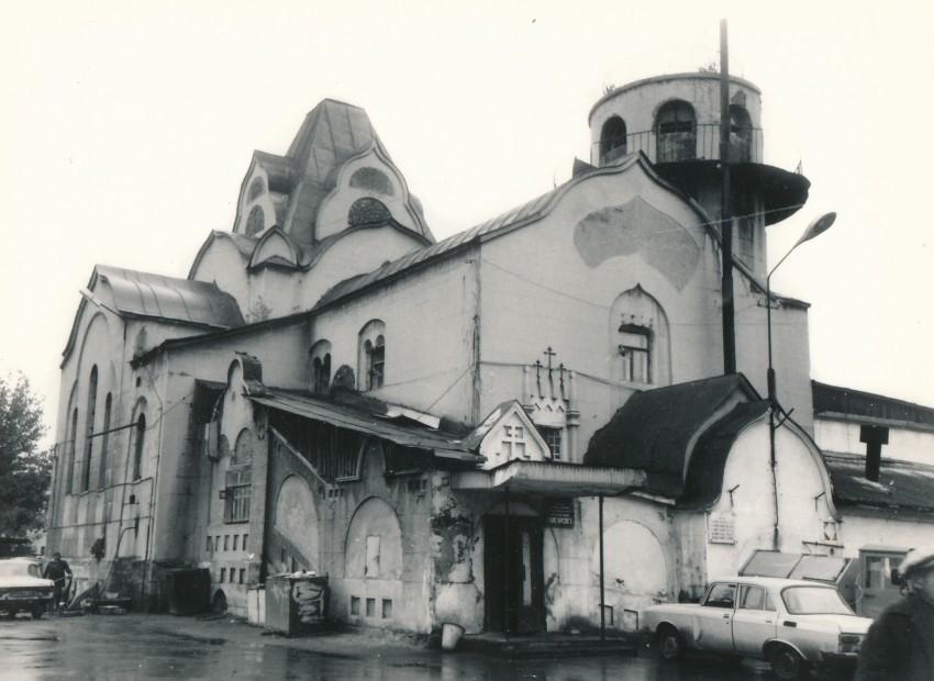 История тульского старообрядчества