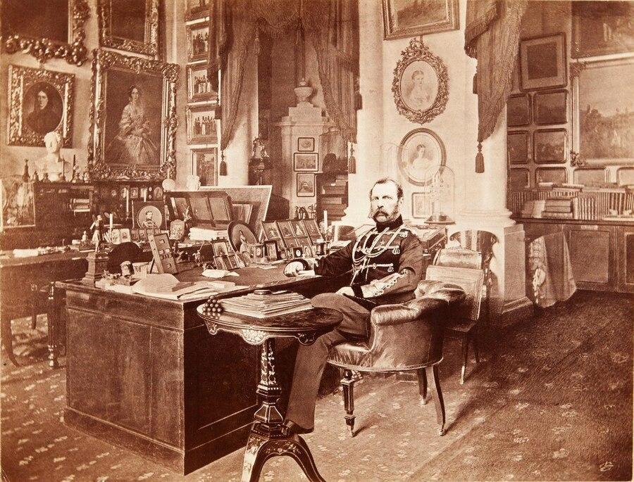 Император Александр IIиего судебная реформа