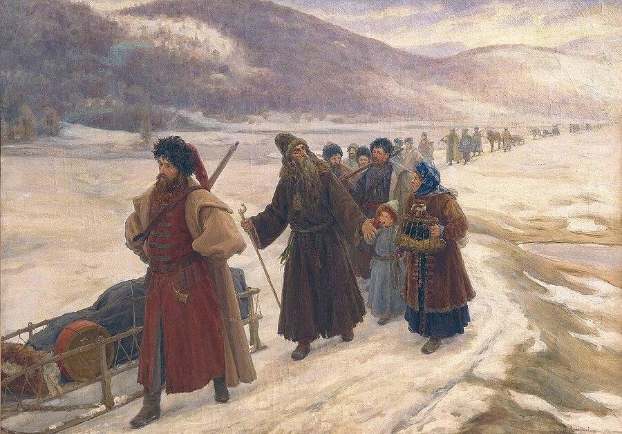 Протопоп Аввакум омолитве вне храма
