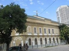 Храм Покрова Пресвятой Богородицы. Одесса