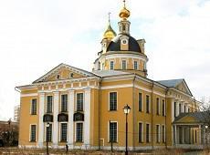 Cобор Покрова Пресвятой Богородицы на Рогожском. Рогожский поселок