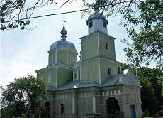 Храм святых чудотворец Козмы и Дамиана. Белая Криница
