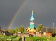 Храм святителя Николы Чудотворца. Гарь