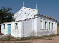Храм Рождества Пресвятой Богородицы. Мама Русская