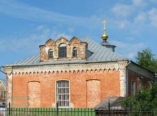 Храм Казанской иконы Пресвятой Богородицы. Губино