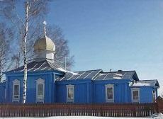 Храм Святой Живоначальной Троицы. Шувое