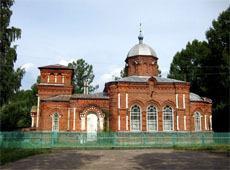 Храм святителя Николы Чудотворца. Чернопенье