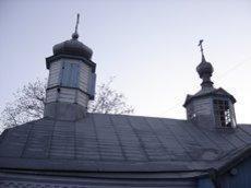 Храм во имя Сошествия Святаго Духа. Винница