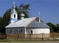 Храм святителя Николы Чудотворца. Волое