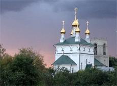 Храм Рождества Пресвятой Богородицы. Павловский Посад