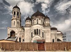 Собор Покрова Пресвятой Богородицы. Боровск