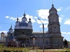 Рождественско-Никольский храм. Новозыбков