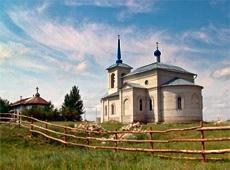 Храм святителя Николы Чудотворца. Фролово