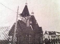Храм Николы Чудотворца. Камышин