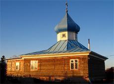 Храм во имя Казанской иконы Пресвятой Богородицы. Бийск