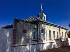 Храм Успения Пресвятой Богородицы. Волгоград
