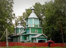 Храм Казанской иконы Пресвятой Богородицы. Большое Непряхино