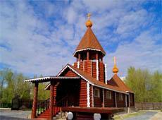 Храм Архангела Михаила. Волгоград