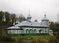 Храм Рождества Пресвятой Богородицы. Дворище