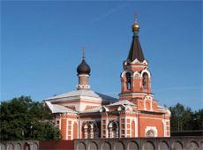 Храм Покрова Пресвятой Богородицы. Санкт-Петербург