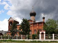 Храм Рождества Пресвятой Богородицы. Орехово-Зуево