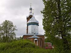 Храм Покрова Пресвятой Богородицы. Селезнево