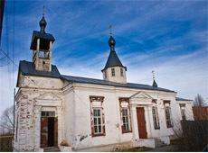 Храм Преображения Господня. Козьмодемьянск