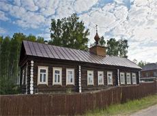 Храм святителя Алексия, митрополита Московского. Илеть