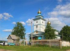 Храм Троицы Живоначальной. Пристань