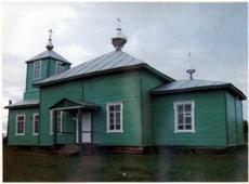 Храм святителя Николы Чудотворца. Бородулино